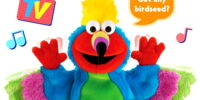 Bird's the Word Elmo