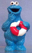 Cookie-monster-inner-tube