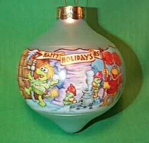 Hallmark1985FraggleOrnament