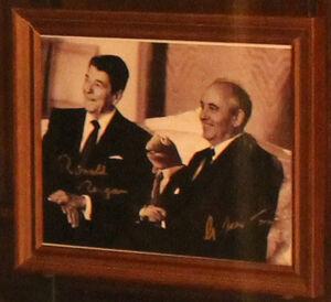Kermit-Reagan-Gorbachev
