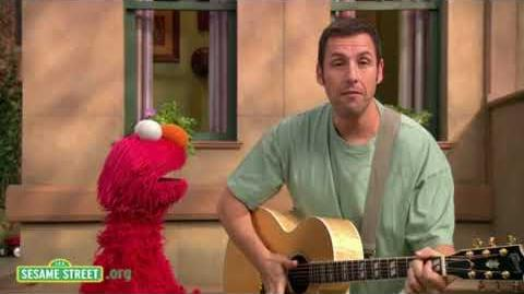 Sesame Street A Song About Elmo