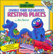 Lovable Furry Old Grover's Resting Places