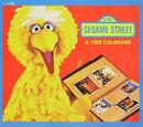 Sesame Street: A 1990 Calendar