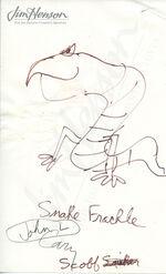 GSCS 8364 SnakeFrackleSketch