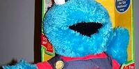 Singing Farmer Cookie Monster