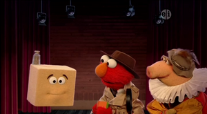 Elmo the Musical#detective