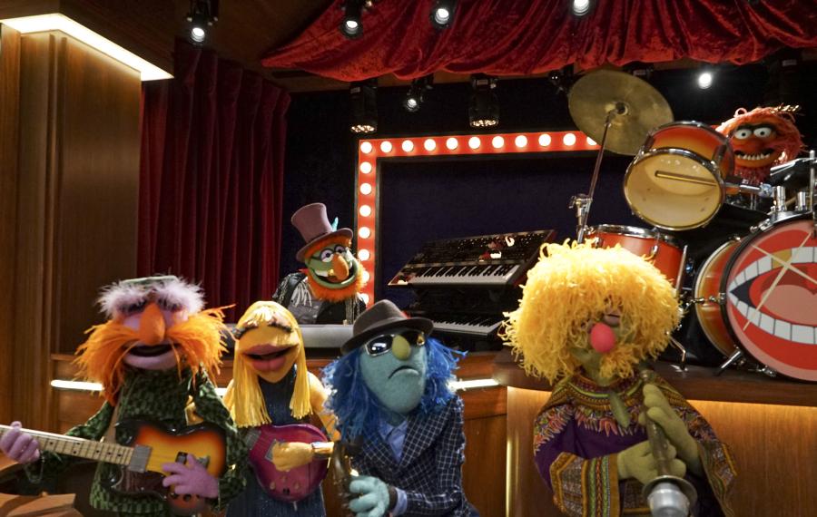 268 Lips | 365 Random Muppets