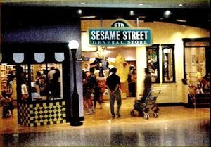 SesameStreetGeneralStoreSouthCoastPlaza