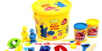 Big Bird's Bucket of Fun