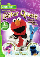 Dvd-letterquest