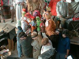 Muppeteers