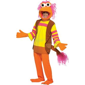 Fraggle-Rock-Gobo-Costume
