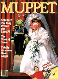 Muppet Magazine issue 2