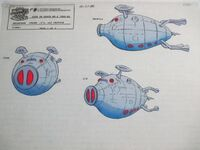 Animated Swine Trek Model