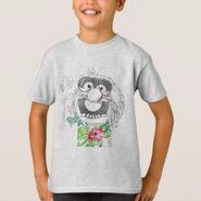 Zazzle animal hawaiian shirt