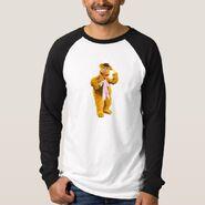 Zazzle fozzie standing shirt