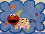Elmo-drawing