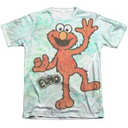 Trevco elmo tie-dye shirt