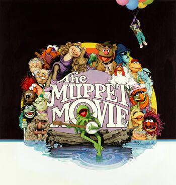 Amsel muppet