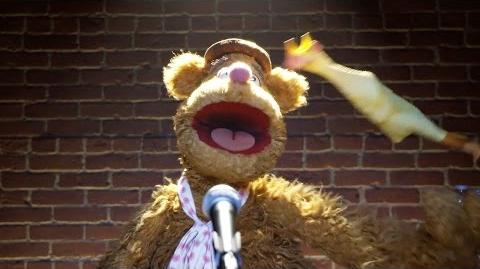 Fozzie's Bear-ly Funny Fridays 23 Fozzie Bear Jokes The Muppets