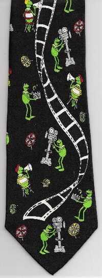 Movie maker tie