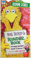 Big Bird's Blunder Book