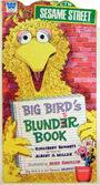 Big Bird's Blunder Book