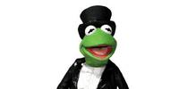 Tuxedo Kermit Action Figure