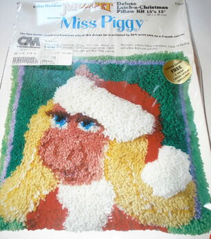 Cm miss piggy christmas