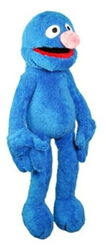 Living puppets grover 45cm