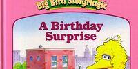 A Birthday Surprise (Sesame Street)
