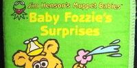Baby Fozzie's Surprises