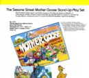 The Sesame Street Mother Goose Stand-Up Play Set
