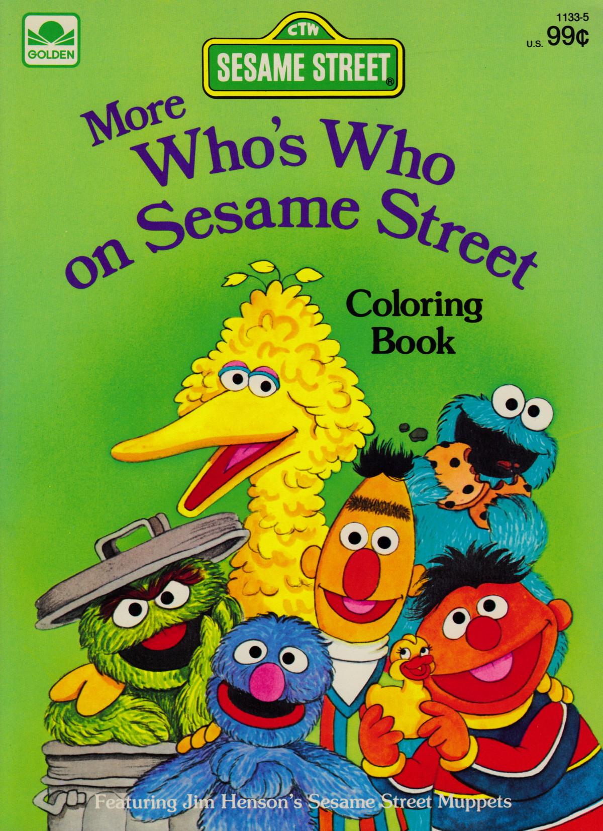 Who S Who On Sesame Street Muppet Wiki Fandom Powered