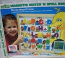 Magnetic Match 'n Spell Board