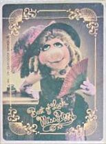 Muppet playing cards (Hallmark)