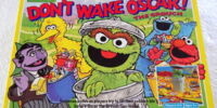 Don't Wake Oscar the Grouch!