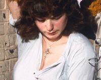Louise Gold Kermit pendant