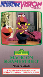 Magic on Sesame Street