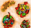 The Muppet Christmas Carol stickers