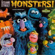 The Sesame Street Monsters!