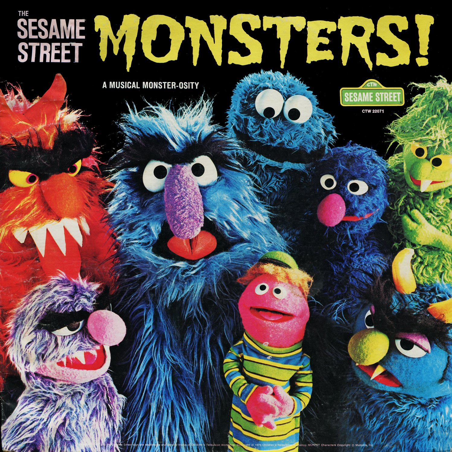 Games Monsters Play by Sesame Street