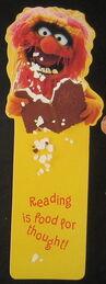 Animalbookmarkhallmark1980