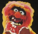 Muppet bookmarks (Hallmark)
