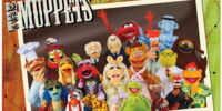 Muppet placemats (Danawares)