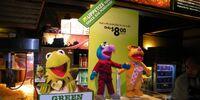 Muppets plush (El Capitan)