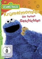 Sesamstrasse - Krümelmonster - Die besten Geschichten