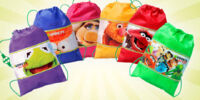 Subway Muppets Most Wanted backpacks