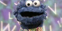 Cookie Monster's Mommy