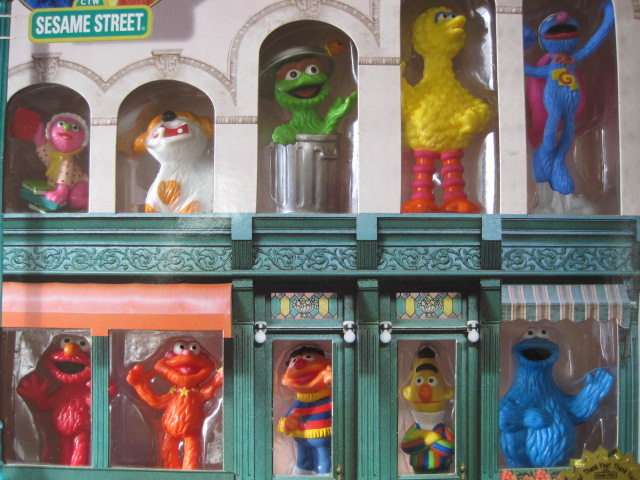 Sesame Street Toys : Sesame street playsets muppet wiki fandom powered by wikia